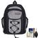 Precision Design PD-MBP ILC Digital Camera Mini Sling Backpack with Cleaning Kit for Olympus OM-D E-M5, PEN E-P3, E-PL2, E-PL3, E-PL5, E-PM1 & E-PM2