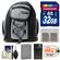 Precision Design PD-MBP ILC Digital Camera Mini Sling Backpack with 32GB Card + BLN-1 Battery & Charger + Accessory Kit