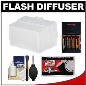Flash Diffusers & Bounce Reflectors