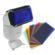 Precision Design 12 Color Gel Flash Filter Set with Velcro Holder