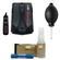 Precision Design GP-1 GPS Geotag Adapter Unit & Shutter Cord for Nikon Digital SLR Cameras + Nikon Cleaning Kit for D7200, D7100, D5500, D5300, D3300, D3200, D810, D750, D610, D4s