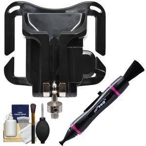 Precision Design PD-BG Camera Quick Release Belt Grip with Lenspen + Cleaning Kit