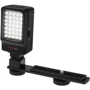 Precision Design Digital Camera - Camcorder LED Video Light with Bracket