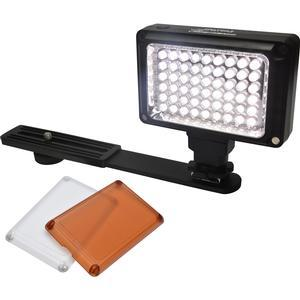 Precision Design Micro LED Video Light and Flash with 2 Diffusers and Bracket