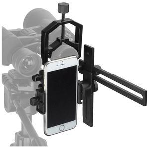 Precision Design Universal Smartphone Adapter for Binoculars and Spotting Scopes-Large also Digiscopes Telescopes and Microscopes