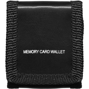 Precision Design Memory Card Storage Wallet