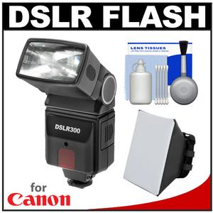 Non-Dedicated Flashes