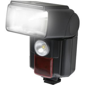 Precision Design DSLR450V High Power Auto Flash with LED Video Light