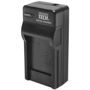 Premium Tech PT-27 Battery Charger for KLIC-7004 Kodak - D-LI68 Pentax - Fuji NP-50