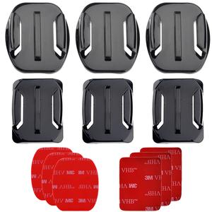PRO-mounts PMGP100 Flat and Curved Mounts for GoPro HERO