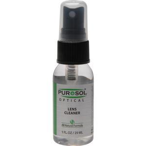 Purosol All Natural Optical Molecular Lens Cleaner-1 fl. oz. -