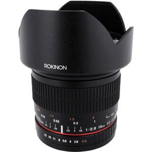 Rokinon 10mm f/2.8 Ultra Wide Angle Lens (for Fujifilm X Cameras)