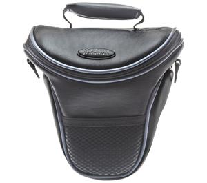 Rokinon H400 Digital SLR Holster Camera Case for Short-Mid Size Zoom Lenses