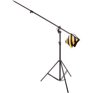RPS Studio 4-Section 12 ft. Boom Arm - Light Stand Combo