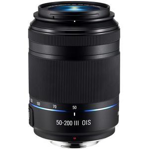 Samsung 50-200mm f/4.0-5.6 NX ED OIS III Telephoto Zoom Lens (Black)