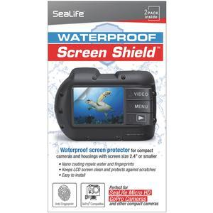 SeaLife SL5012 Waterproof LCD Screen Shield Protector