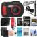 SeaLife DC2000 HD Underwater Digital Camera with Bracket & Flex Arm + Torch Light + 64GB Card + Battery & Charger + Case + Strap + Kit