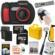 SeaLife DC2000 HD Underwater Digital Camera with AquaPod Selfie Stick + 64GB Card + Battery & Charger + Hard Case + Torch + Buoy + Kit