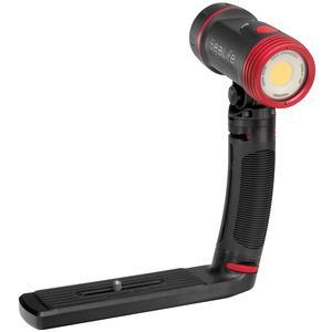 SeaLife SL671 Sea Dragon 2500 UW Photo-Video Dive Light Kit includes Grip Single Tray and SL942 Sea Dragon Case