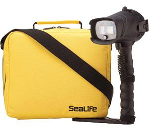 SeaLife SL961 Universal Underwater Photo/Video Pro Flash with Arm Bracket and Case