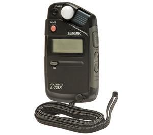 Sekonic L-308S Flash Master Digital Light Meter