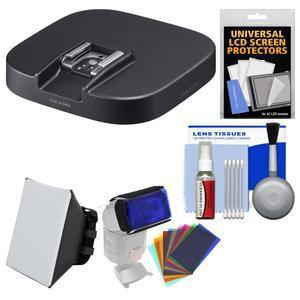 Sigma FD-11 Flash USB Dock - Nikon - with Soft Box + Color Gels + Kit