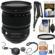 Sigma 24-105mm f/4.0 ART DG OS HSM Zoom Lens (for Nikon Cameras) with USB Dock + Protector Filter + Sling Strap + Diffuser Filter Set + Kit