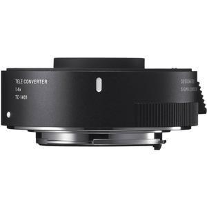 Sigma TC-1401 1.4x Teleconverter - for Canon EOS Cameras -
