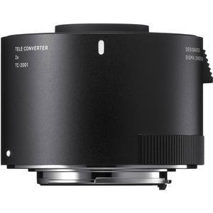 Sigma TC-2001 2x Teleconverter - for Nikon Cameras -