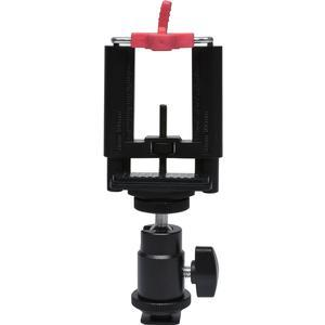 Smith-Victor Smartphone Mounting Kit with Ball Head for Smith-Victor LED Ring Lights