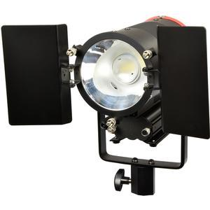 Smith-Victor CooLED20 200W Portable LED Studio Light with Barn Doors and 2 Filters