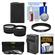 Essentials Bundle for Sony Alpha A5100, A6000, A6300, A6500 Digital Camera & 16-50mm Lens with NP-FW50 Battery & Charger + 3 UV/CPL/ND8 Filters + Tele/Wide Lens Kit