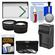 Essentials Bundle for Sony Cyber-Shot DSC-H400, DSC-HX350, & DSC-HX400V Digital Camera with NP-BX1 Battery & Charger + Tele/Wide Lenses + 3 UV/ND8/CPL Filter Kit
