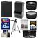 Essentials Bundle for Sony Alpha NEX-F3 NEX-5N NEX-5R NEX-7 Digital Camera & 18-55mm Lens with NP-FW50 Battery & Charger + 32GB Card + 3 Filters + Tripod + Tele/Wide Lenses Kit