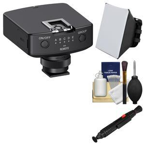 Sony FA-WRR1 Wireless Radio Receiver with Soft Box + Lens Cleaning Brush Kit
