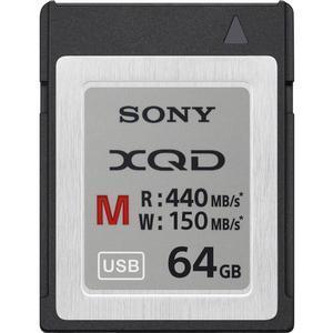 Sony 64GB M Series XQD Memory Card