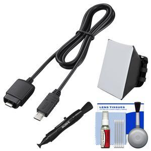 Sony VMC-MM1 Multi-Terminal Connection Cable with Soft Box + Cleaning Kit