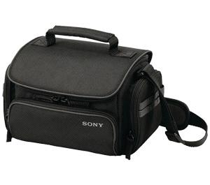 Review Sony LCS-U20 Medium Carrying Case for Handycam Cyber-Shot NEX Digital Camera (Black) Before Too Late
