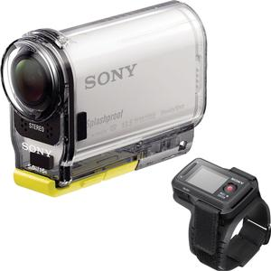 Sony Action Cam HDR-AS100VR Wi-Fi GPS HD Video Camera Camcorder & Live View Remote