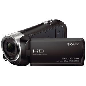 Sony Handycam HDR-CX240 1080p Full HD Video Camera Camcorder (Black)