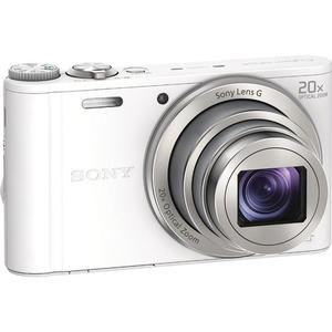 Sony Cyber-Shot DSC-WX300 Digital Camera (White) at Sears.com