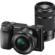 Sony Alpha A6000 Wi-Fi Digital Camera with 16-50mm & 55-210mm Lens (Black)