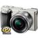 Sony Alpha A6000 Wi-Fi Digital Camera & 16-50mm Lens (Silver)