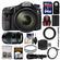 Sony Alpha A77 II Wi-Fi Digital SLR Camera & 16-50mm Lens with 70-300mm & 500mm Lenses + 64GB Card + Backpack + Battery + Monopod + Kit