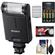 Sony Alpha HVL-F20M External Flash with Batteries & Charger + Kit