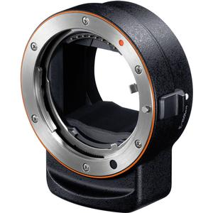 Sony Alpha LA-EA3 Adapter - Attach A-mount Lenses to E-mount Full Frame Camera -