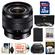 Sony Alpha E-Mount 10-18mm f/4.0 OSS Wide-angle Zoom Lens with 32GB Card + Battery + Case + 3 UV/CPL/ND8 Filters + Kit