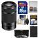 Sony Alpha E-Mount 55-210mm f/4.5-6.3 OSS Zoom Lens (Black) with 16GB Card + NP-FW50 Battery + 3 UV/FLD/PL Filters + Accessory Kit