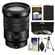 Sony Alpha E-Mount 18-105mm f/4.0 OSS PZ Zoom Lens with Battery + Tripod + 3 UV/CPL/ND8 Filters + Accessory Kit