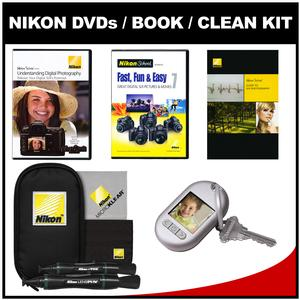 Instructional DVDs & Guide Books
